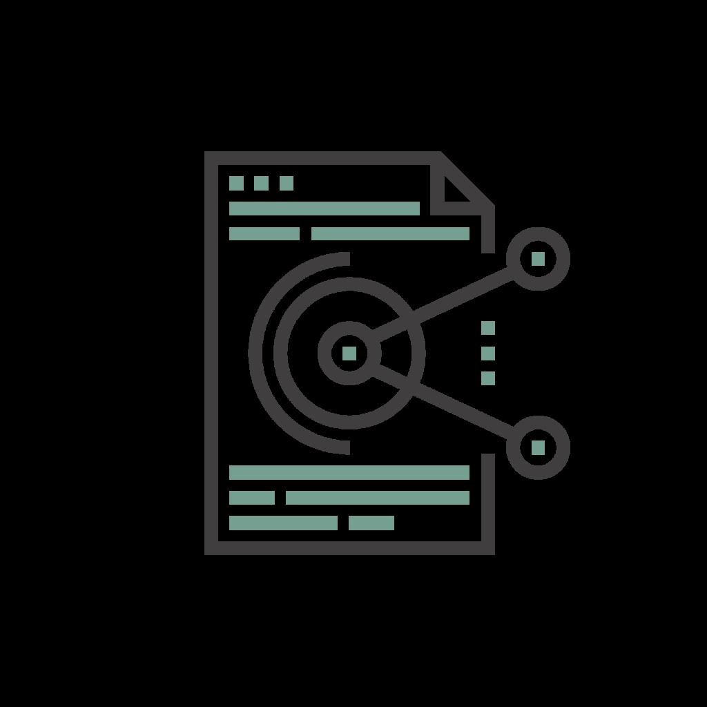 Icoon voor softwarekoppeling